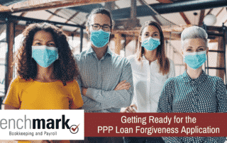 Benchmark Bookkeeping and Payroll PPE Loan Forgiveness