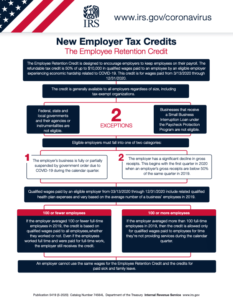 New Employer Tax Credits P. 1
